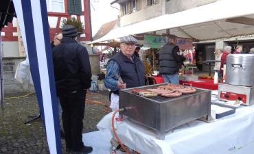 Weihnachtsmarkt Weinfelden 2015